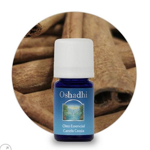 Oleo essencial Canela Cassia 5ml
