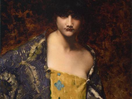 Women In Art – Juana Romani