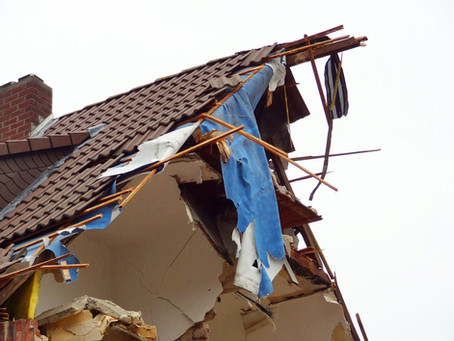 How to Handle Roof Damage from a Storm   Fairfax County