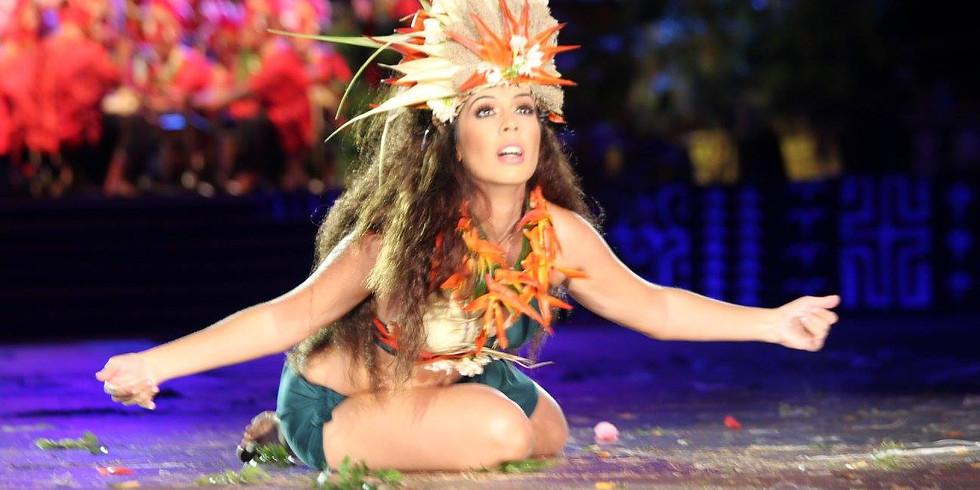 Ori Tahiti Workshop with Tuiana