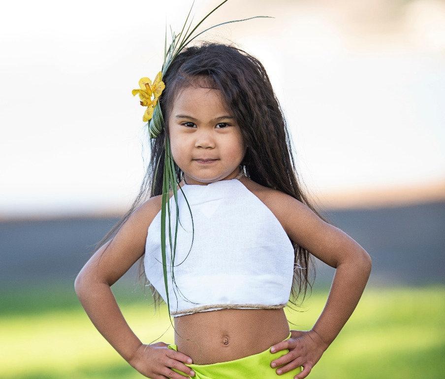 Tahiti Tots (ages 3-4)