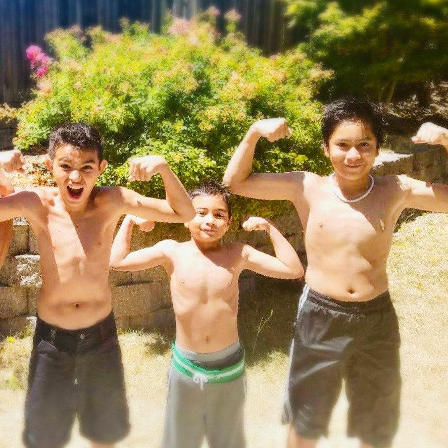 Boys Tamatoa (ages 4-12)