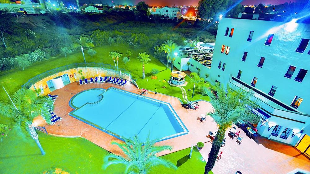 Ibis Meknes Hotel meknes