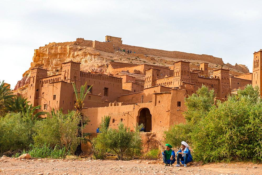 kasbahs of ouarzazate morocco