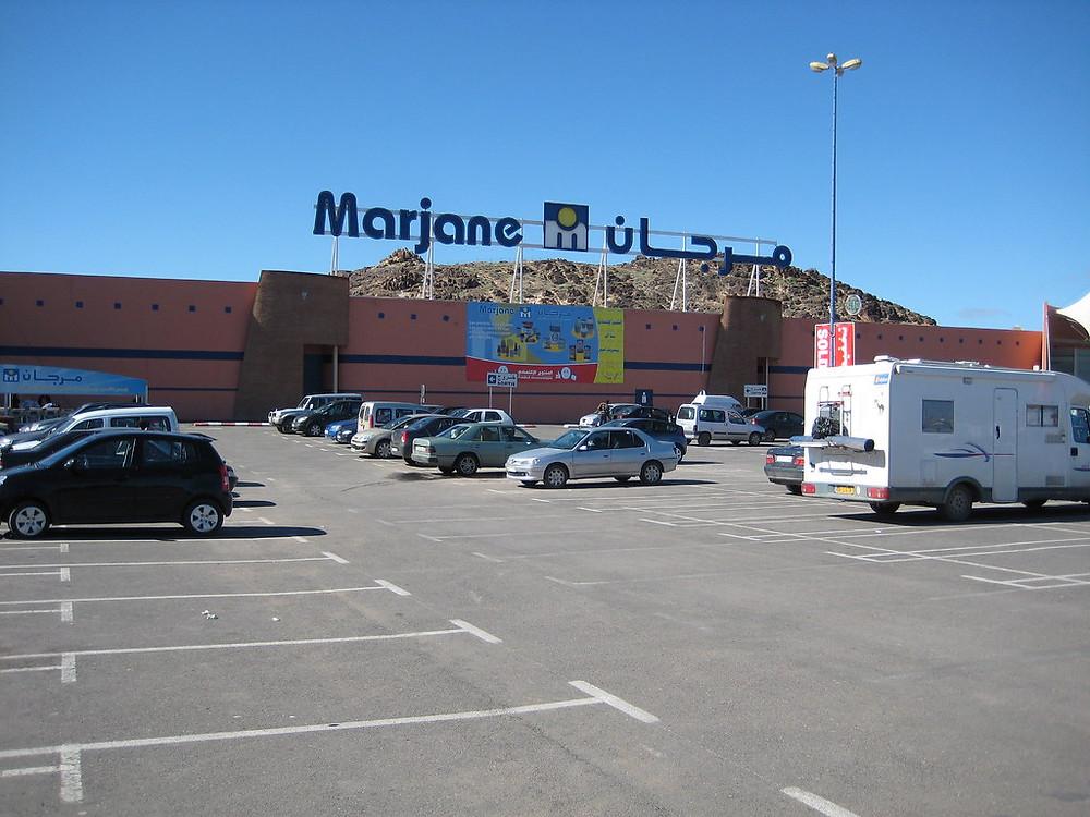 Marjane Menara Square