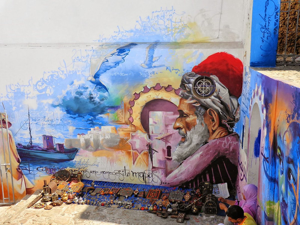 Streets Artwork asilah