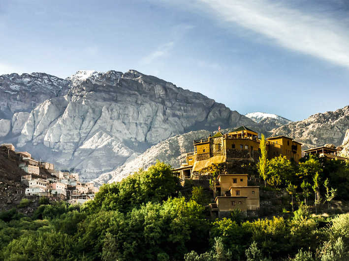 Imlil Village