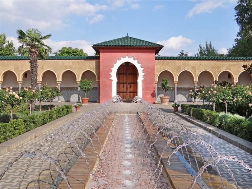 Le Jardin\The Garden Restaurant