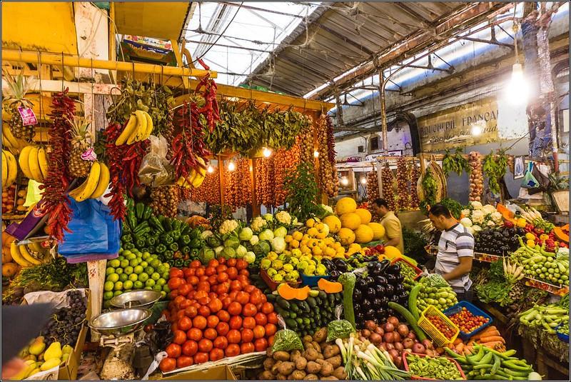 the Grand Socco tangier morocco