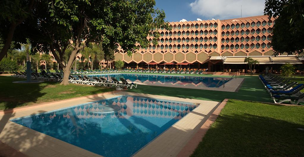 Atlas Hotel marrakech
