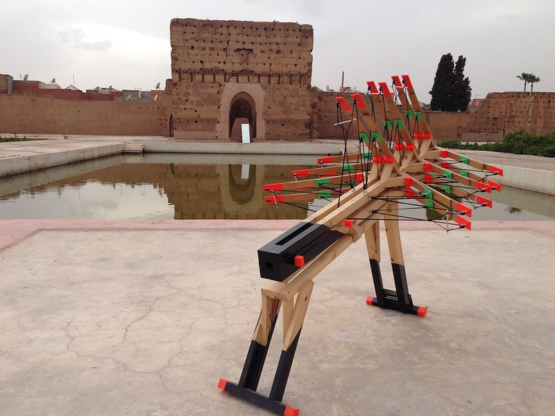 THE MARRAKECH BIENNALE