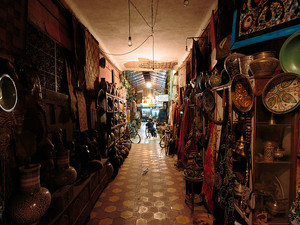 The best local Souks and shops in Marrakech, Morocco