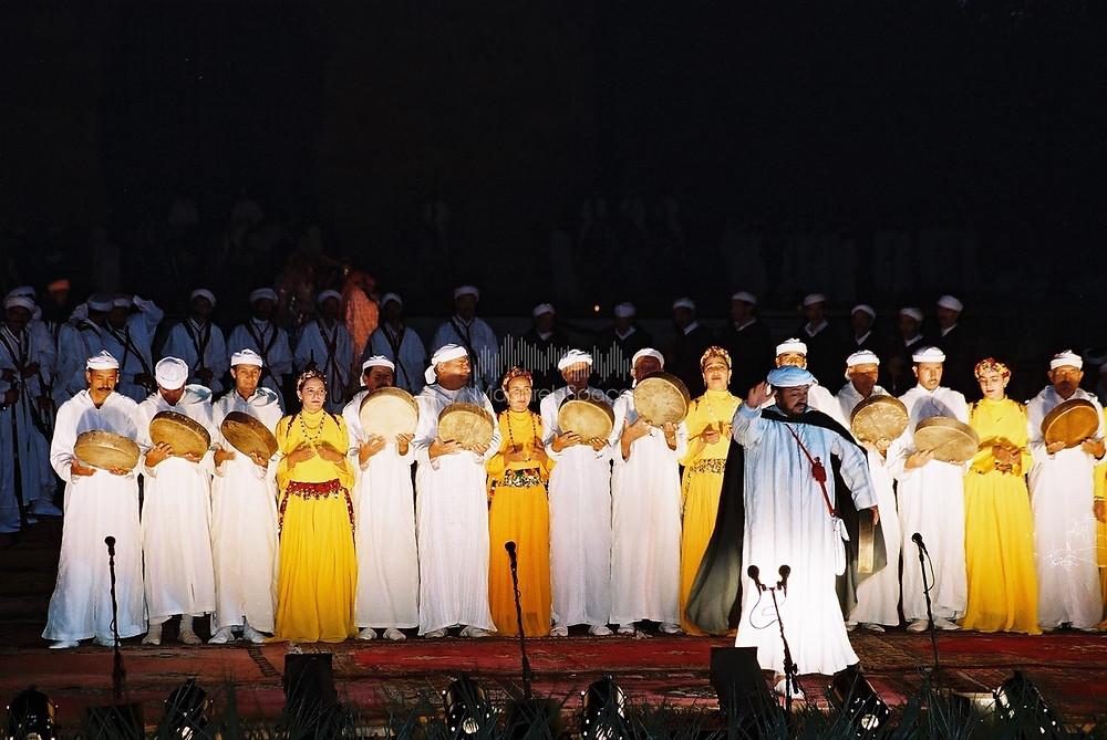 Berber music morocco