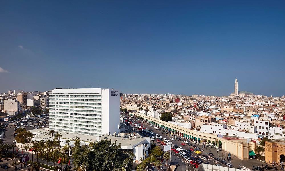 Hyatt Regency, Casablanca