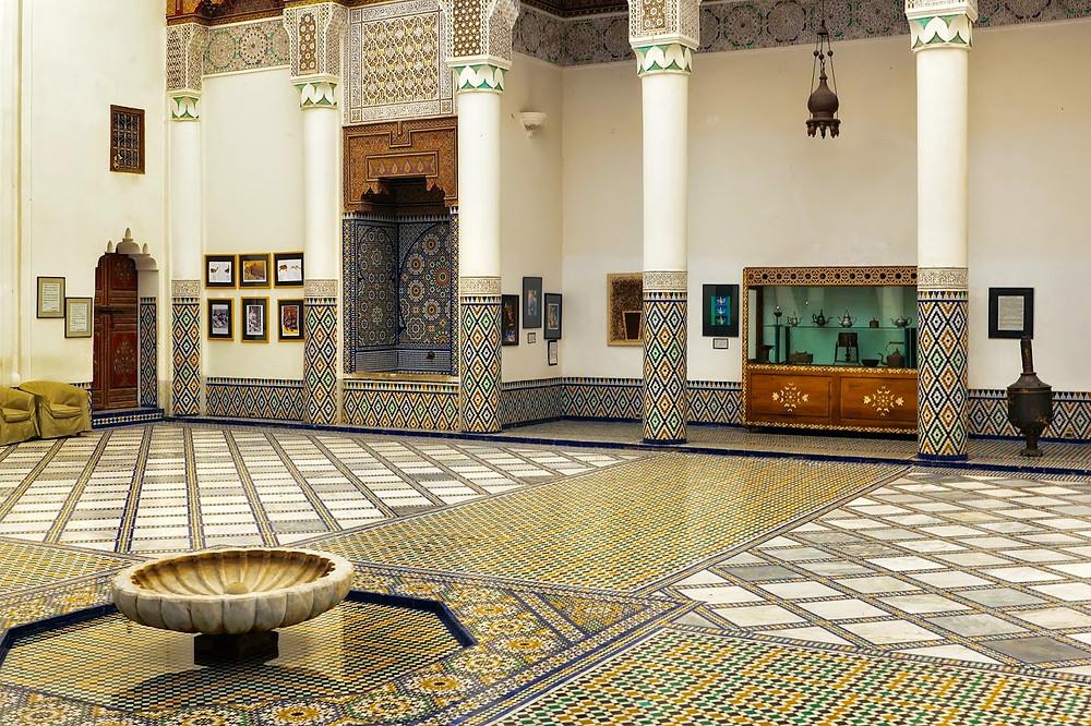 Dar Batha Palace fes morocco