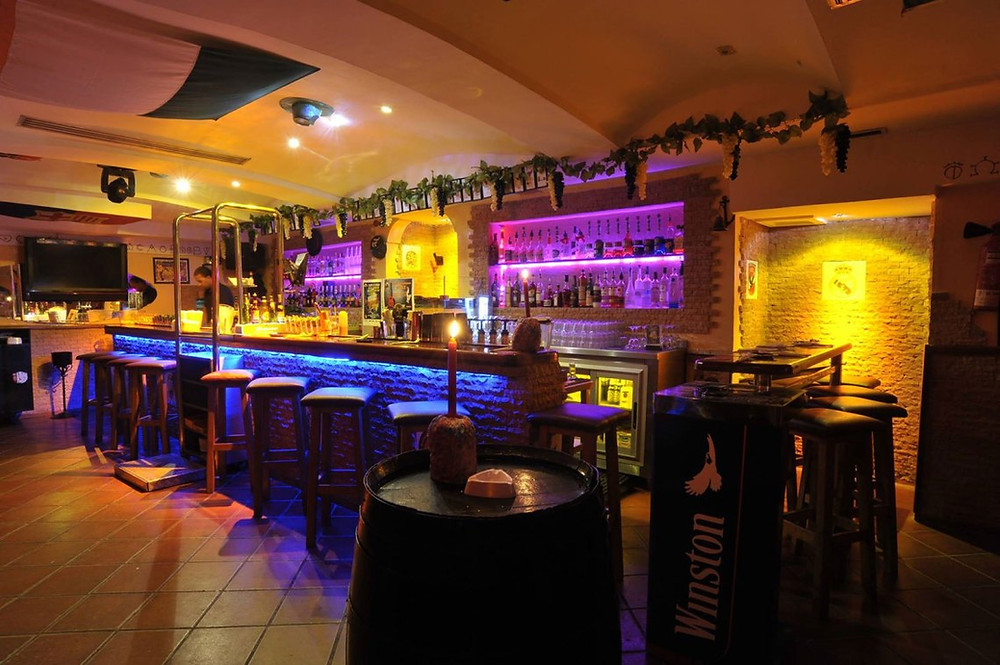 La Bodega restaurant Casablanca
