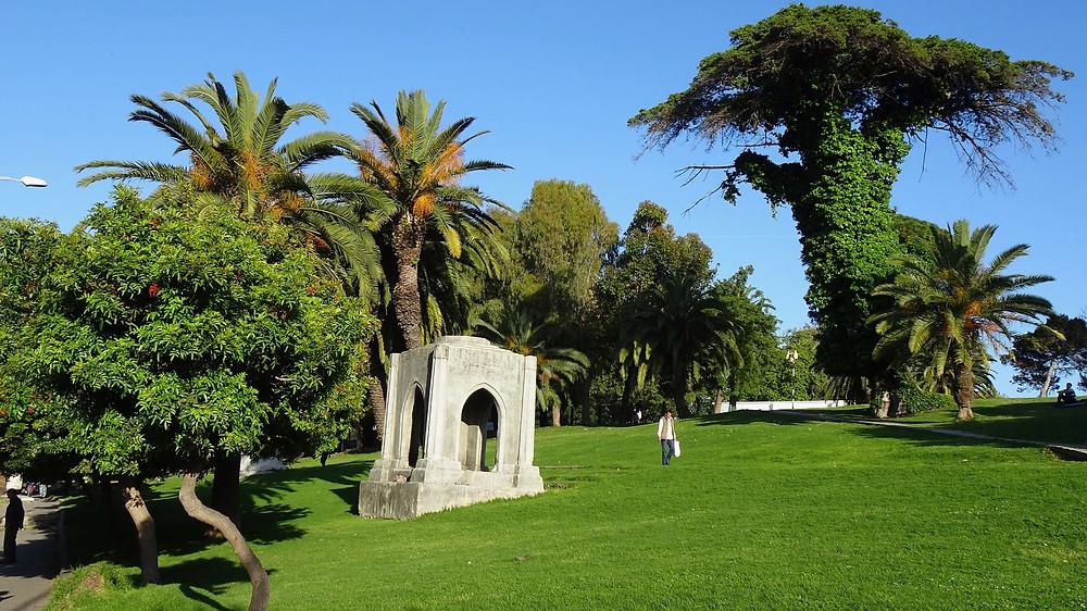 Mendoubia Gardens, Tangier, Morocco