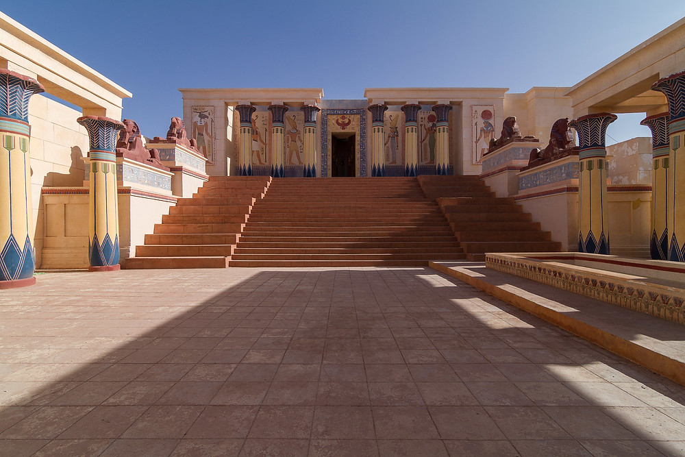 ouarzazate studios morocco