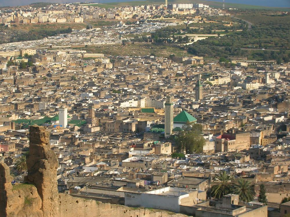 fes medina morocco