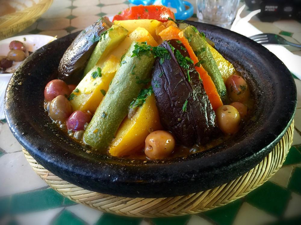 moroccan cuisine tagine morocco
