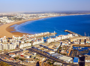 Top 4 neighborhoods to stay in Agadir, Morocco