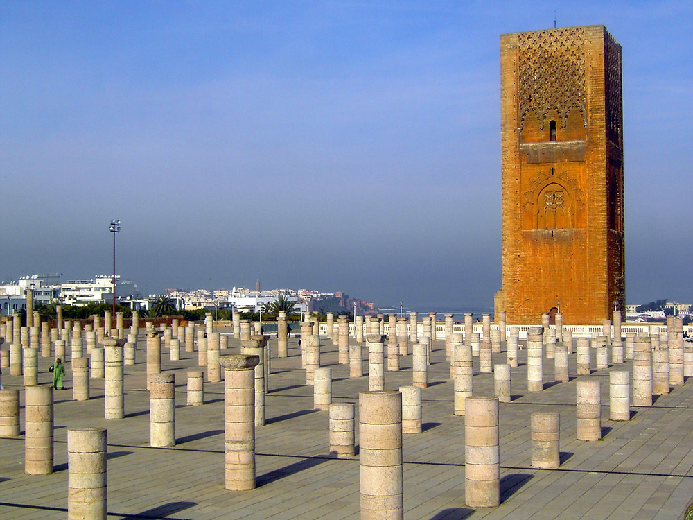 Hassan Tower Morocco