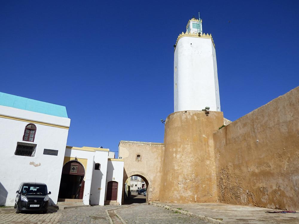 el jadida lighthouse morocco