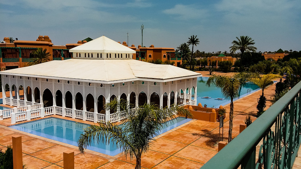 Palmeraie of Marrakech Hotel
