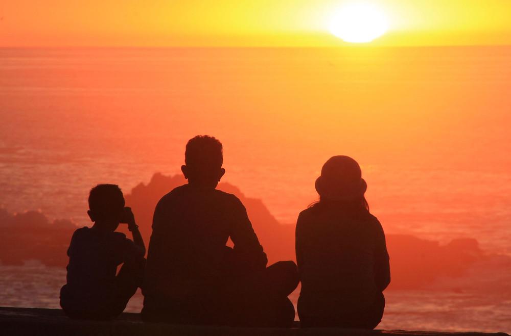 sun set essaouira