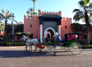 Top 2 neighborhoods to stay in Marrakech, Morocco