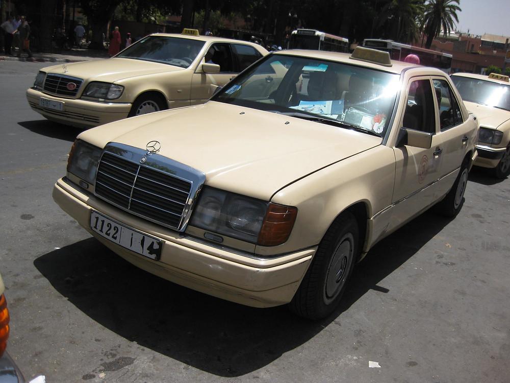 taxi marrakech