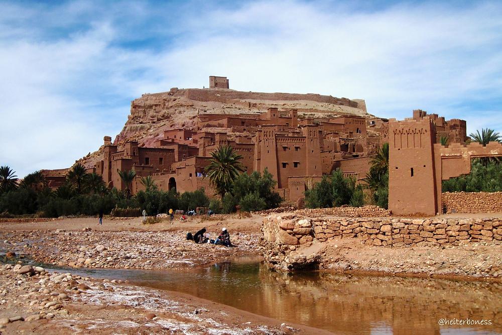 Ait-Ben-Haddou Kasbah Marrakech