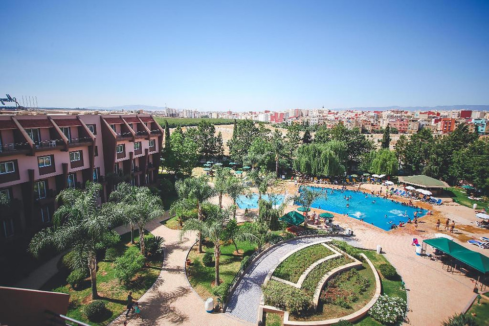 Menzeh Dalia Hotel meknes