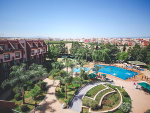 Top 6 recommended hotels for a great stay in Meknes, Morocco