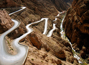 Top 5 reasons why you should visit the Gorges of Dades in Morocco