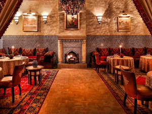 Top 10 luxurious restaurants in the red city Marrakech, Morocco