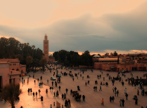 Explore the historical Marrakech on foot | An astonishing walking tour