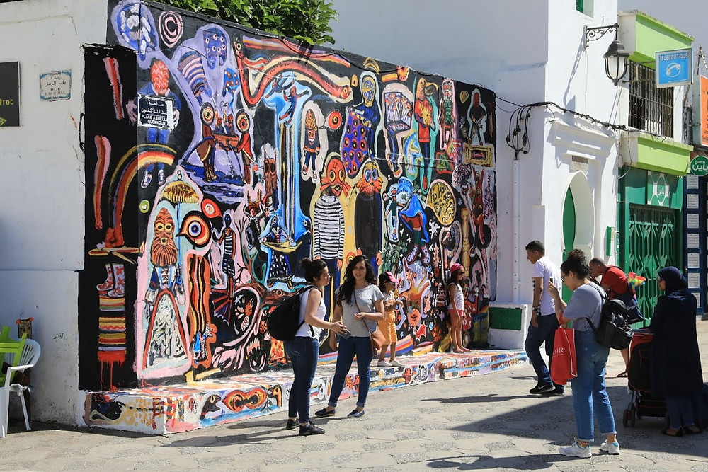The Art Festival of Asilah