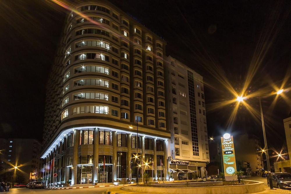 Tafilalet Hotel & Spa meknes