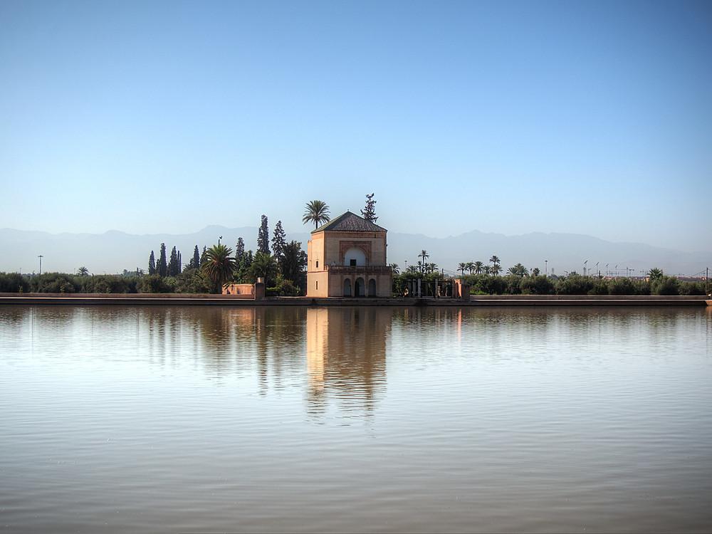 Menara Gardens , Marrakech