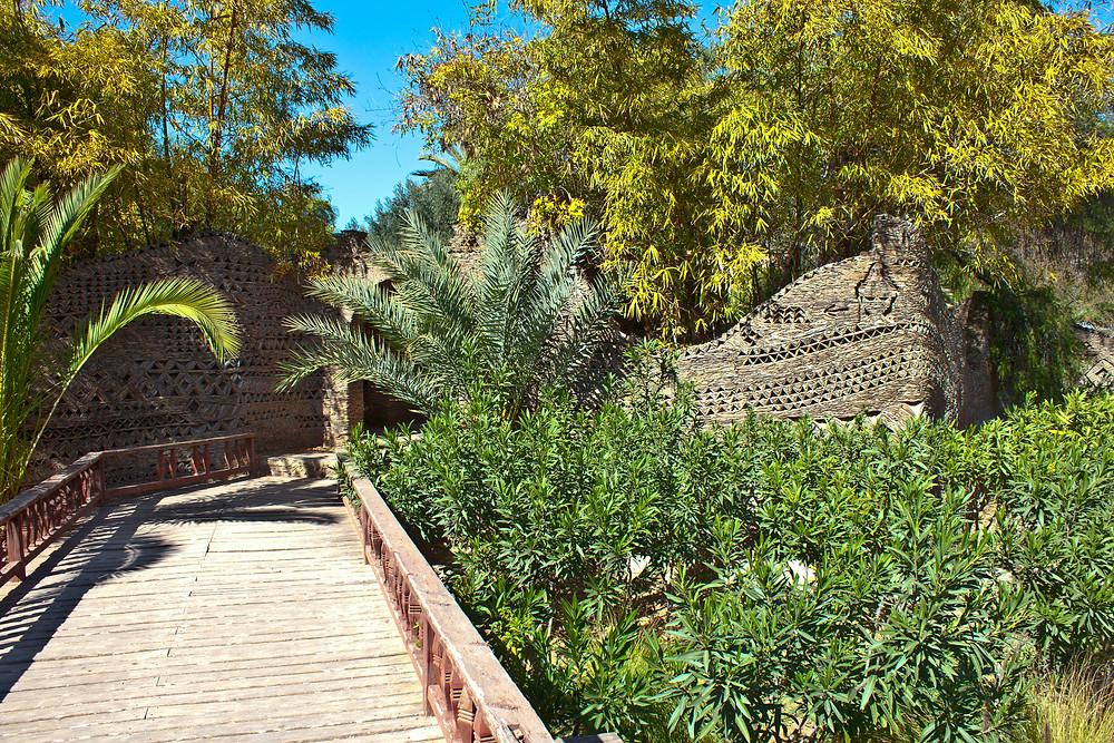 Olhao Garden agadir morocco