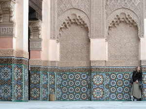 Top 5 reasons why you should visit Ben Youssef madrasa in Marrakech, Morocco