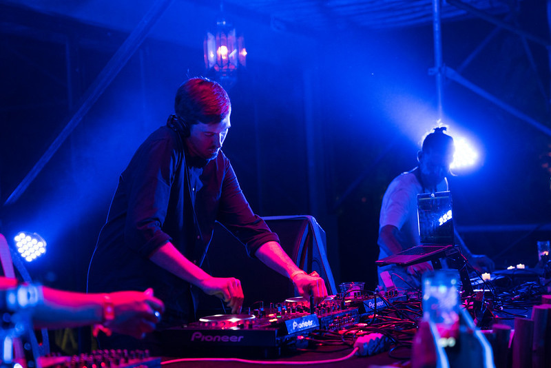 Dusky, Oasis Festival, Marrakech, Morocco