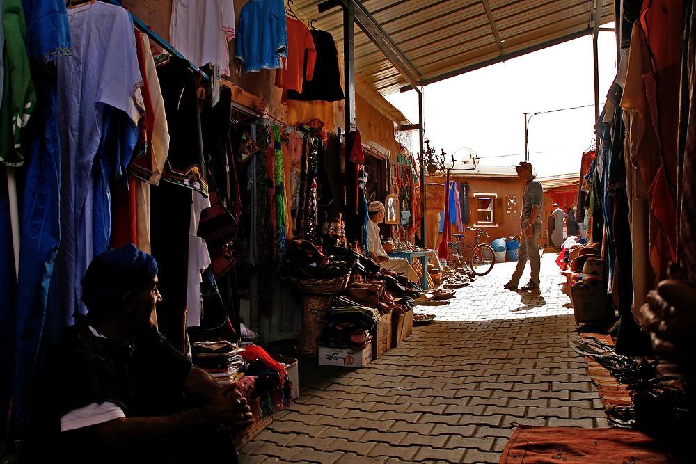 Tafraoute, Morocco