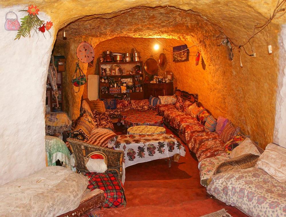 Bhalil village caves
