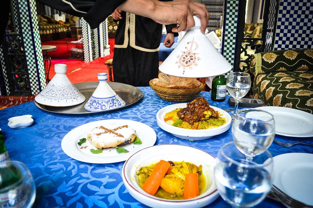moroccan food cuisine