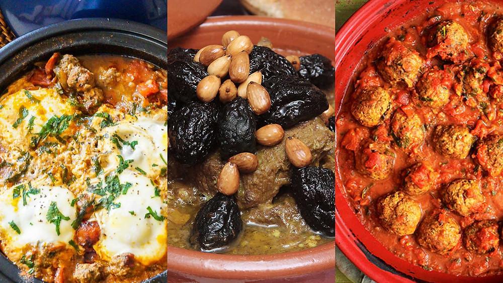 morocco tajine cuisine