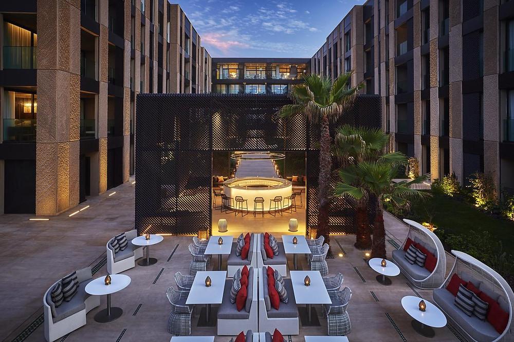 Four Seasons Hotel, Casablanca