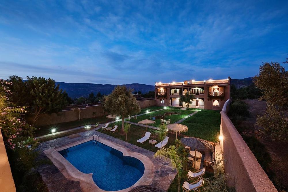 Ouirgane resort morocco