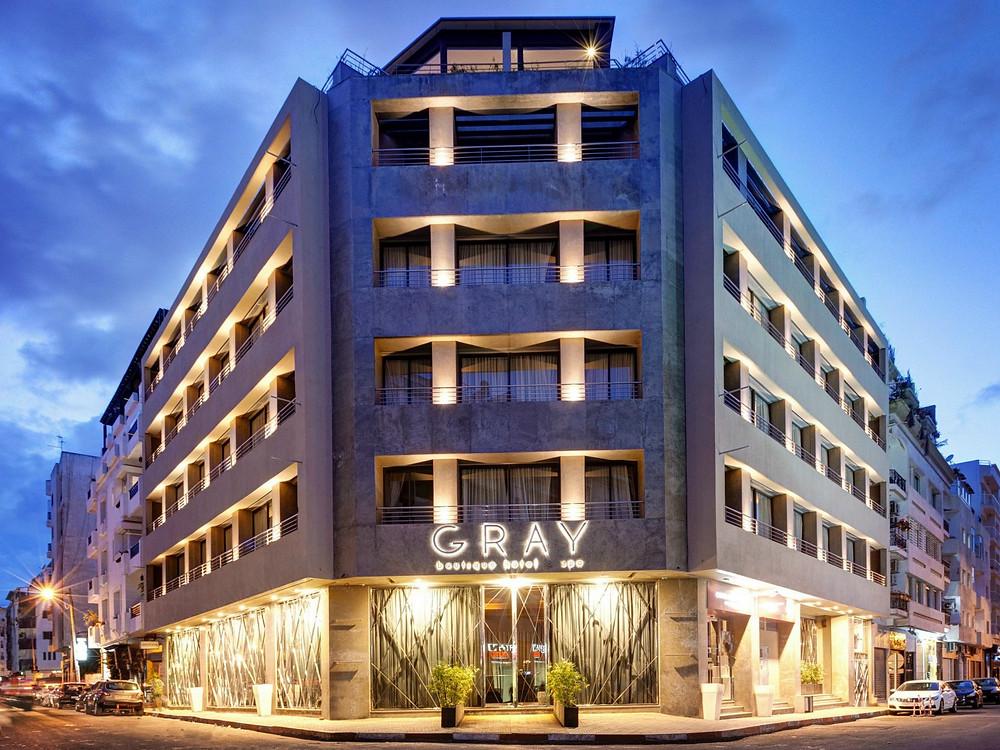Gray Boutique Hotel and Spa, Casablanca